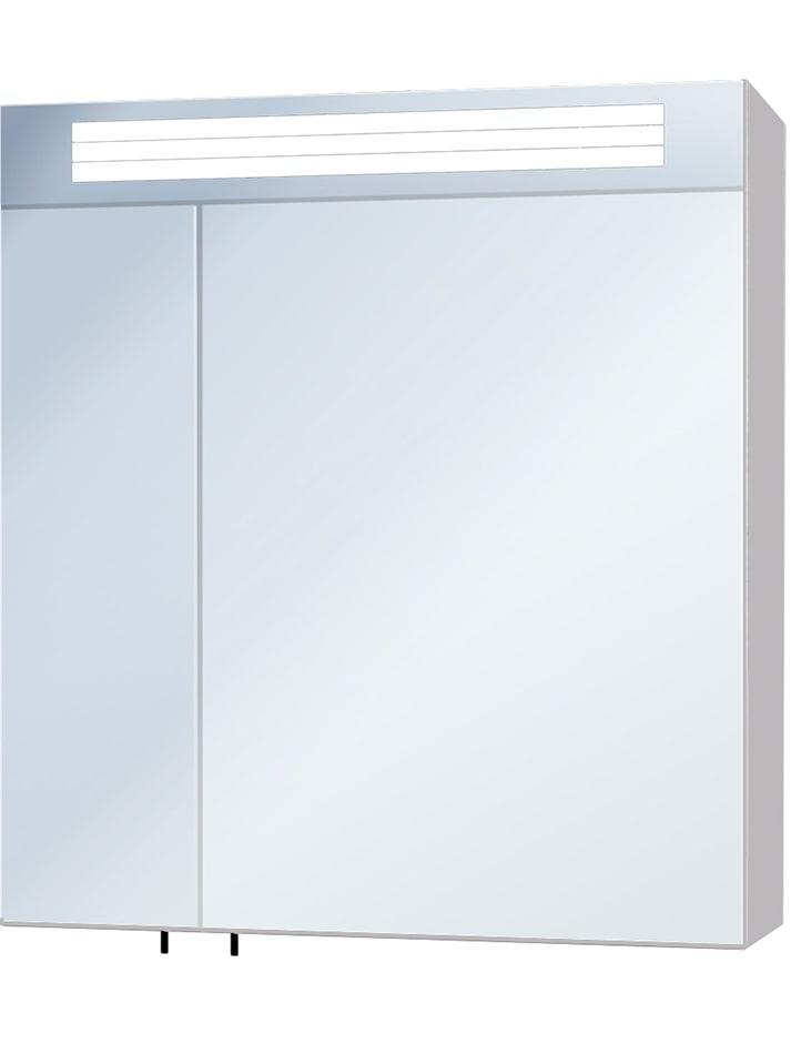 Зеркальный шкаф ТМ Мойдодыр Лагуна ЗШ-80х80
