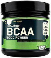 Optimum Nutrition BCAA 5000 Powder  345g - БЦАА