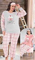 Женская пижама большого размера, фото 1