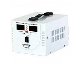 Стабилизатор напряжения Forte TDR 0,5 кВт. Напольный. Цифровой вольтметр