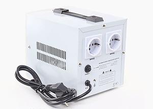 Стабилизатор напряжения Forte TDR 2,0 кВт. Напольный. Цифровой вольтметр, фото 3