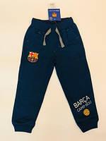 Детские футбольные штаны Барселона, детские спортивные штаны на мальчика