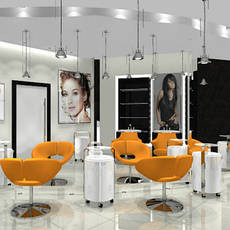 Мебель для салонов красоты, общее