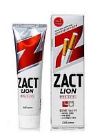 Зубная паста отбеливающая Lion Zact, 100 г