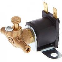 Электромагнитный клапан бензина Torelli малый (штуцер латунь)