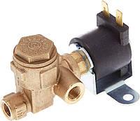 Электромагнитный клапан газа Torelli угловой вх. вых. 6 мм