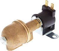 Электромагнитный клапан газа Torelli вх. вых. 6 мм
