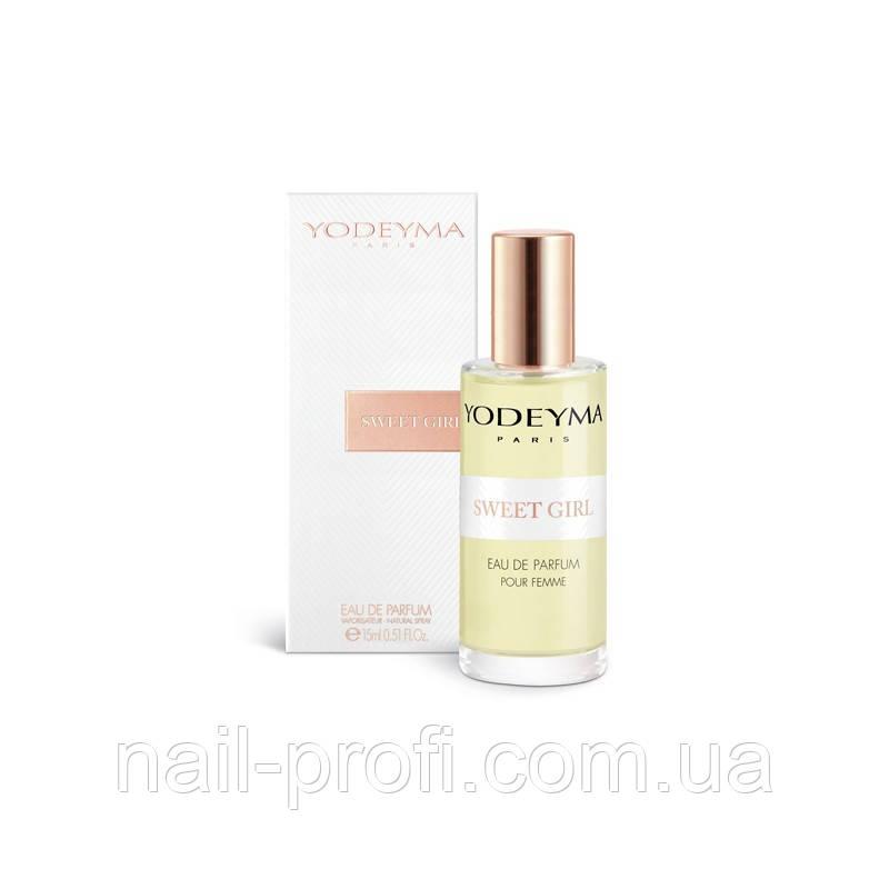Yodeyma Sweet Girl  парфюмированная вода  15 мл