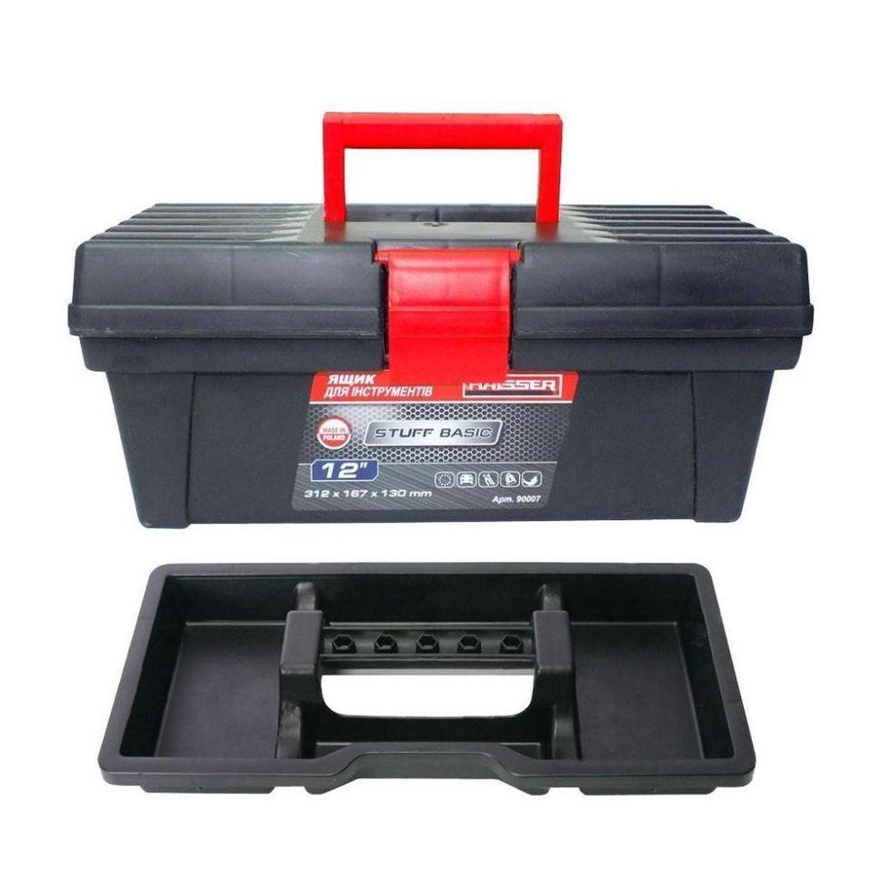 Ящик для инструментов Haisser Stuff Basic 12
