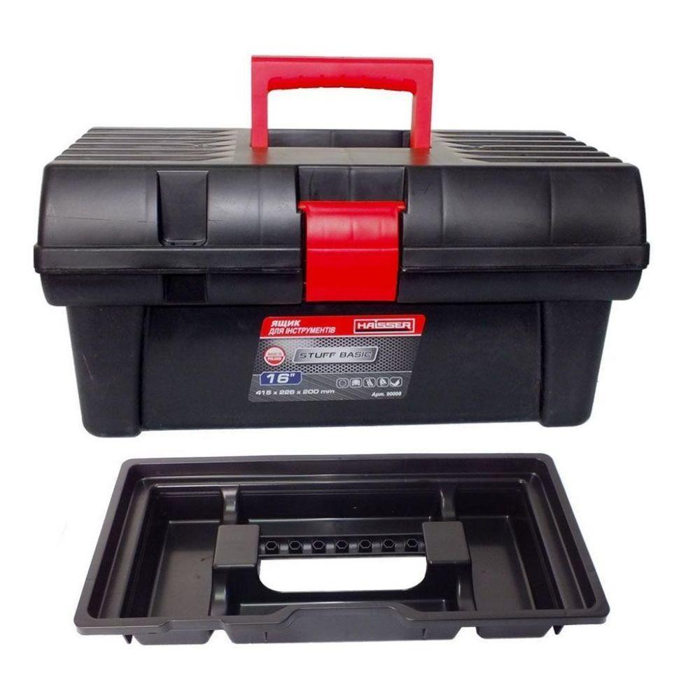 Ящик для инструментов Haisser Stuff Basic 16