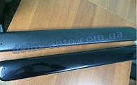 Зимняя матовая накладка на решетку (нижняя) на Daewoo Lanos