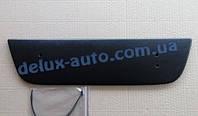 Нижняя зимняя матовая накладка на решетку на Fiat Doblo II 2005↗ гг.