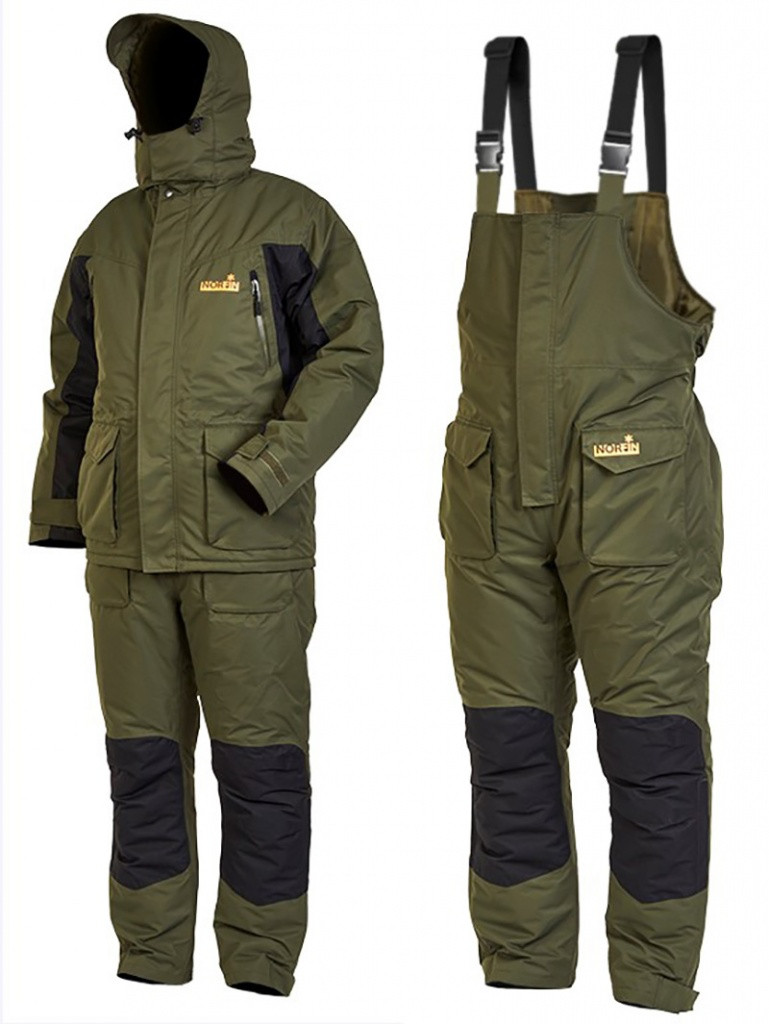 Костюм зимний NORFIN Element –20° (46-48,54-56,58-60,60-62 р.), костюм для зимней рыбалки