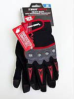 Перчатки для спорта, туризма с сенсором для смартфона, размер М