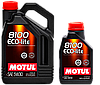 Синтетическое моторное масло Motul Eco-Lite sae 5w-30