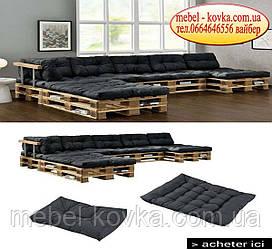 Мягкие диванные матрасы и спинки с каретной стяжкой