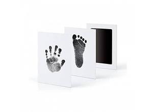 Комплект для відбитків дитячих ручок і ніжок