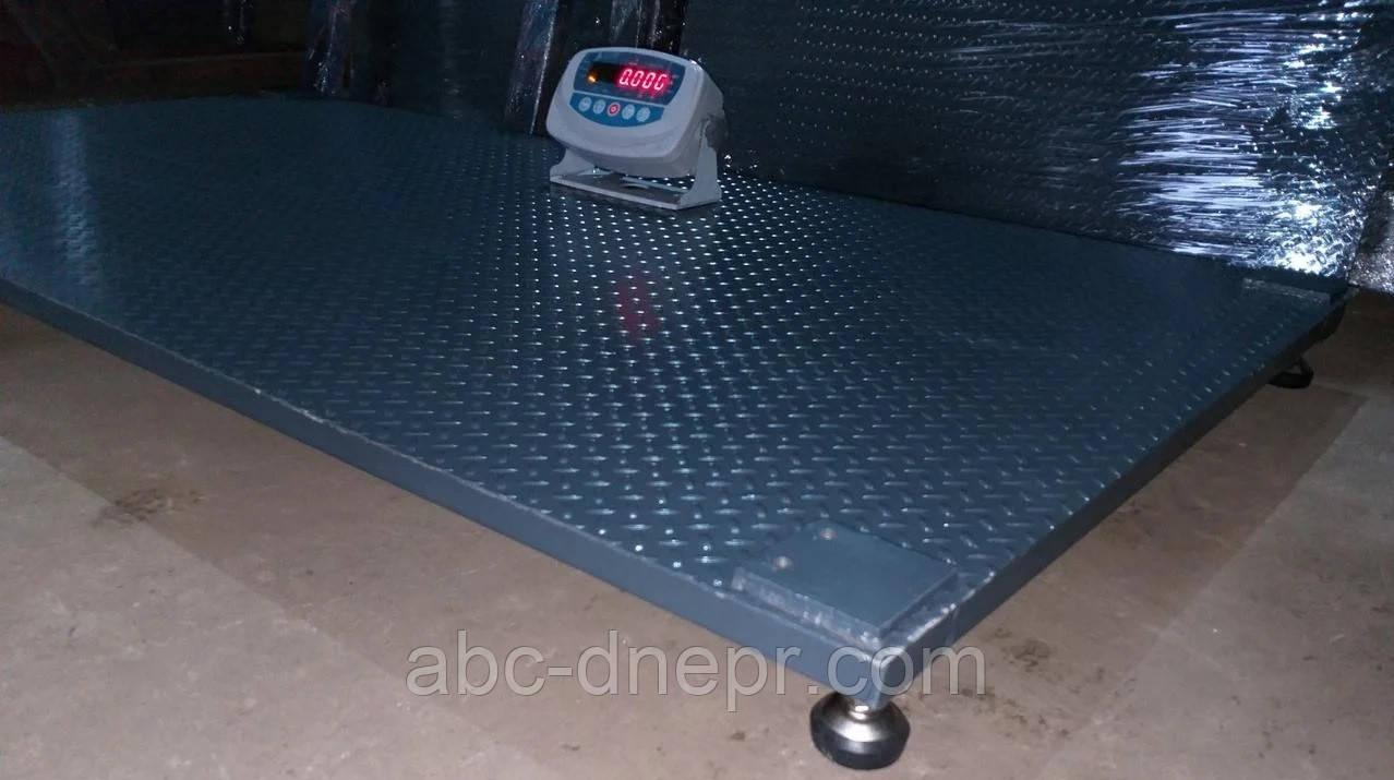 Весы для животных без оградки 1.5х2 метра, фото 1