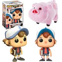 Funko Pop Фанко Поп и мягкие игрушки Гравити Фолз Gravity Falls
