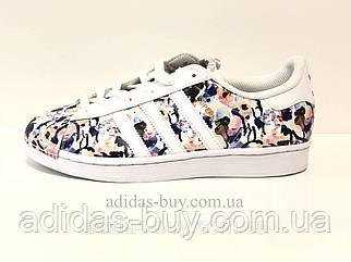 Женские оригинал кеды кроссовки Adidas Superstar bb0351 повседневные сезон:весна 37 размер
