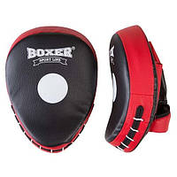 Лапа боксерська Boxer Червоний