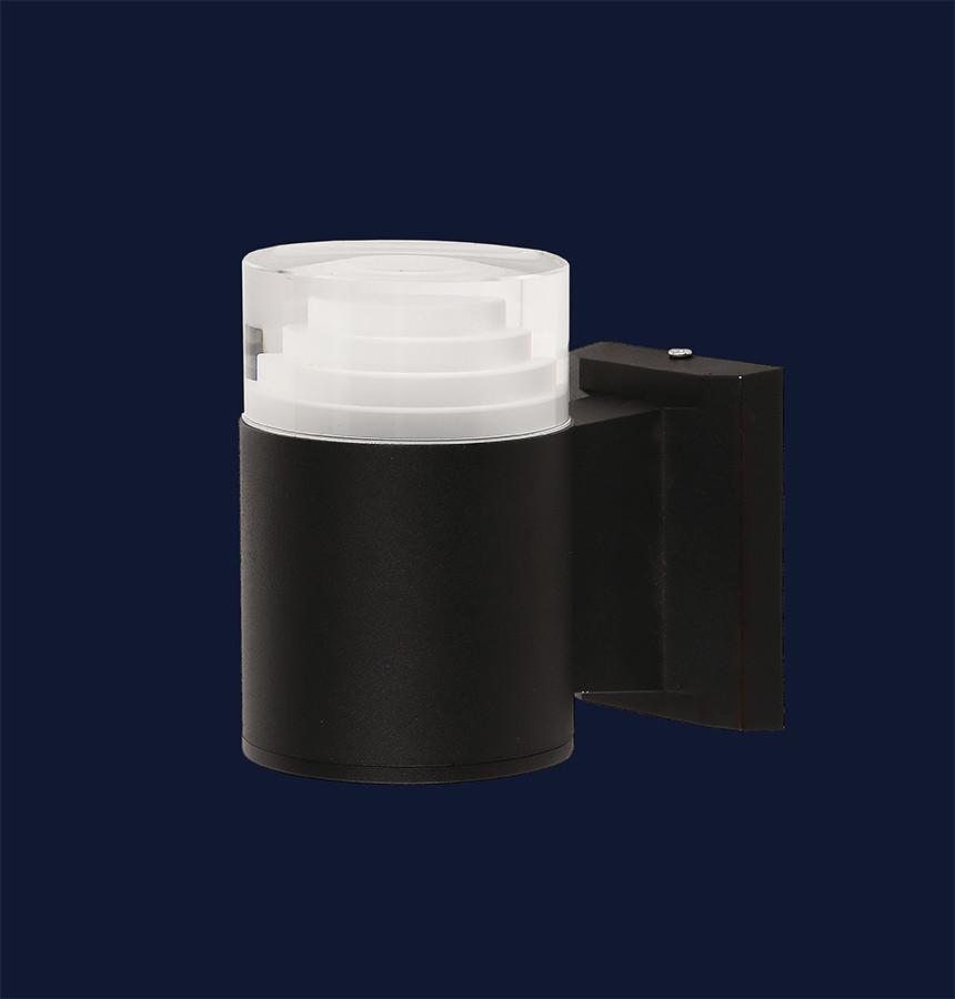 Светильник для улицы&767L524-WL-1 BK LED 3W
