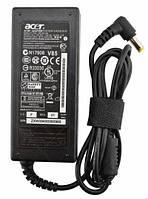 Блок питания для ноутбука Acer AC-742 19V 3.42A 65W 5.5x1.7 мм кабель питания