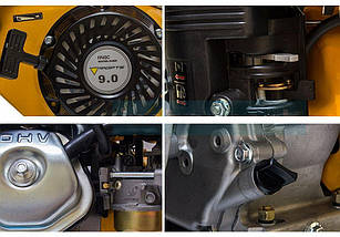 Мотопомпа Forte FP40C, фото 2