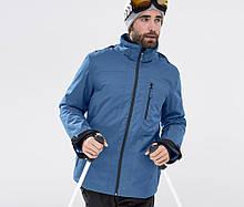 """Зимняя высокотехнологичная лыжная куртка """"snow tech"""" от тсм Tchibo (чибо), Германия, размер Л"""