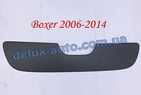 Зимняя решетка (2006-2014) глянец на Peugeot Boxer 2006↗ и 2014↗ гг.