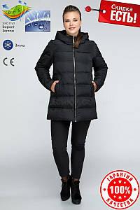 Пуховик женский, большие размеры (46-48) М-806 Коллекция зима 2019/20