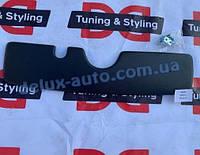 Зимняя матовая накладка на решетку на Skoda Fabia 2000-2007 гг.