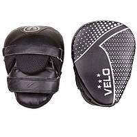 Лапы боксерские VELO кожаные