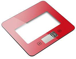 Весы кухонные Grunhelm KES-1S (красный)