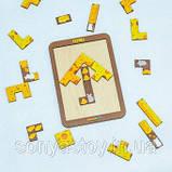 """Игра Тетрис """"Сырный рай"""" - развивающая игра для логического мышления, 3+, фото 3"""