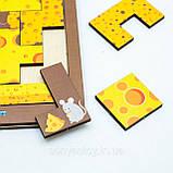 """Игра Тетрис """"Сырный рай"""" - развивающая игра для логического мышления, 3+, фото 8"""