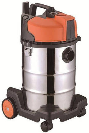 Пылесос для влажной и сухой уборки Grunhelm GR6225-30WD, фото 2