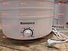 Сушилка для овощей и фруктов Grunhelm BY1162 520 Вт (5 локтов), фото 2