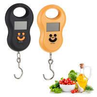 Весы ручные кантер электронные до 50 кг безмен микс (2616)