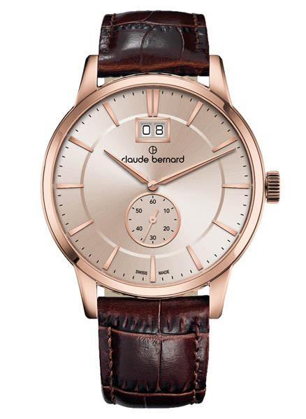 Мужские часы Claude Bernard 64005 37R AIR3