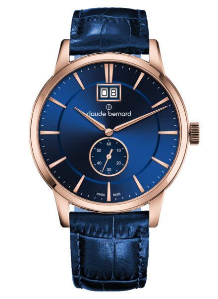 Мужские часы Claude Bernard 64005 37R BUIR3