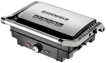 Электрогриль Grunhelm G2200, фото 2