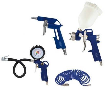 Набор пневмоинструментов Werk Kit-4G, фото 2