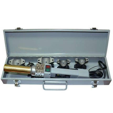 Паяльник для пластиковых труб Forte WP6340, фото 2