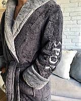 Мужской махровый халат