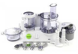 Кухонный комбайн BRAUN FX 3030 (K700) 600 Вт импульсный режим 15 скоростей