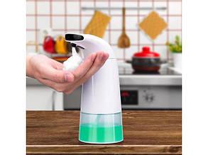 Xiaowei интеллектуальный дозатор жидкого мыла. Автоматический бесконтактный индукционный пенный диспенсер