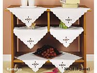 Салфетки сервировочные  6 шт. Kayaoglu  Kamelya