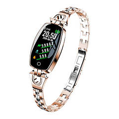 Умный браслет Smart band H8 Luxury Waterproof IP67 Gold