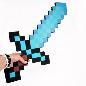 Алмазный меч Minecraft. Оригинал. УЦЕНКА